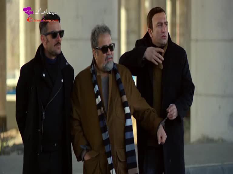 فیلم سکانس - فیلم سه بیگانه